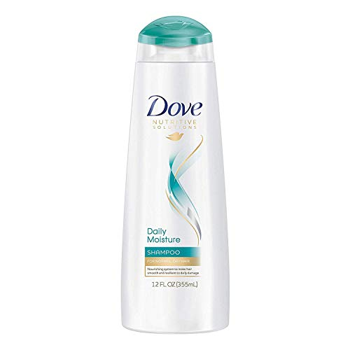 Dove Nutritive Solutions Shampoo, Daily Moisture 12 oz (Pack of 2)