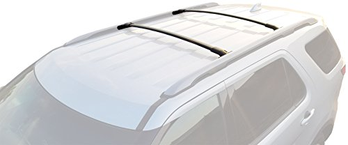 Roof Rails Ford (BRIGHTLINES 2016-2019 Ford Explorer Cross Bars Roof Racks Roof Bars)