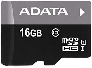 Adata - Tarjeta de Memoria 16 GB MicroSDHC