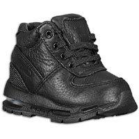 Nike Air Max Goadome Boot (9.5, Black) Air Max Mens Boots