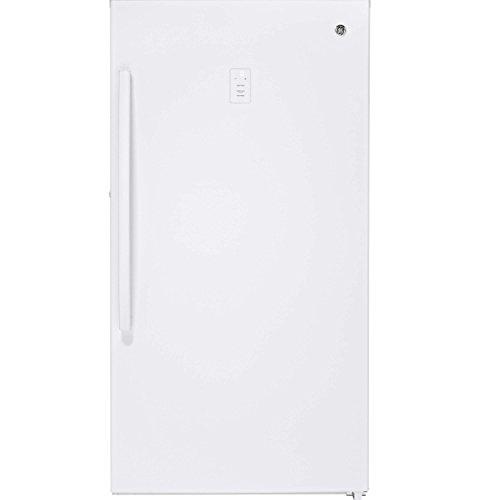 GE FUF17DLRWW Upright Freezer
