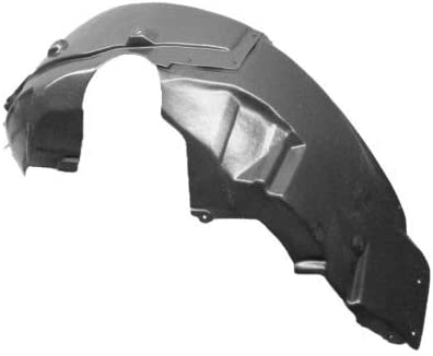 CH1248132 Parts N Go 2008-2010 Avenger Fender Liner Driver Side LH Splash Guard 5008915AE