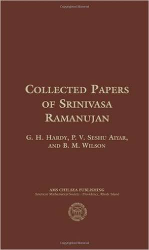 Collected Papers of Srinivasa Ramanujan (AMS Chelsea Publishing)