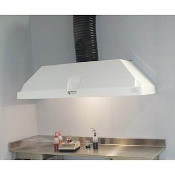 Cole-Parmer Ducted Wall Canopy Fume Hood, 36