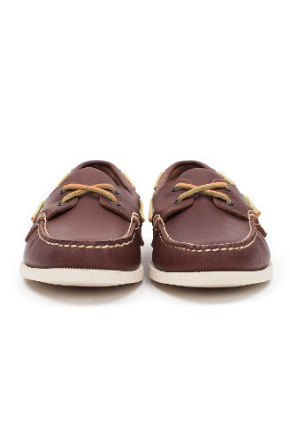 Sperry Top-sider Mens Artigianalmente 7,5 Mogano