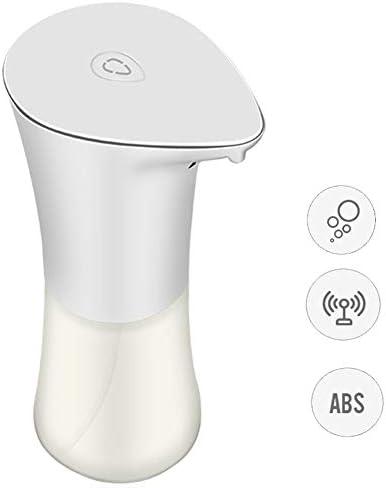 BLLJQ Flüssigseifen Spender Spülmittel Spender Fassungsver Mit Sensor Infrarot Automatisch Berührungslosen Für Küchen Und Badezimmer Waschraum Öffentlicher 300Ml