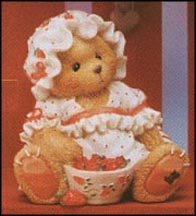 Cherished Teddies 1995 Tara 156310 (My Very Best Friend 1996)