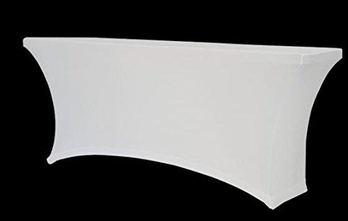 Gastro uzal Stretch para mesa alargada tischhussen funda elástica ...