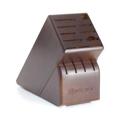Block Walnut (Wusthof 15-Slot Walnut Block)