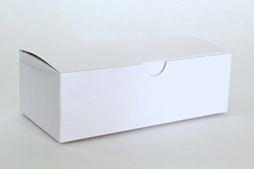 White Favor or Gift Box 6 X 3 X 2 | 12 Ct