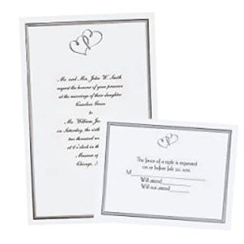 When Do I Send Out Wedding Invites: Wedding Invitation Kits Do It Yourself: Amazon.com