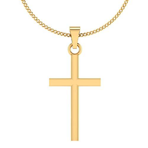 IskiUski Gold Pendant for Women