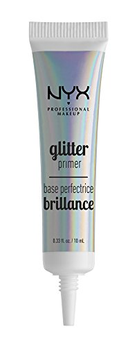 NYX PROFESSIONAL MAKEUP Glitter Primer, 0.33 Fluid Ounce