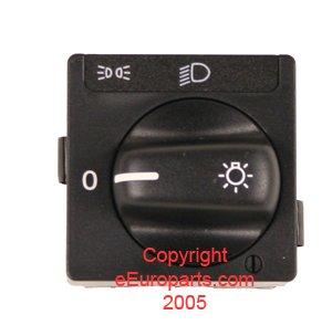 Volvo C70 V70 S70 Interruptor de los faros cabeza luces lámparas: Amazon.es: Coche y moto
