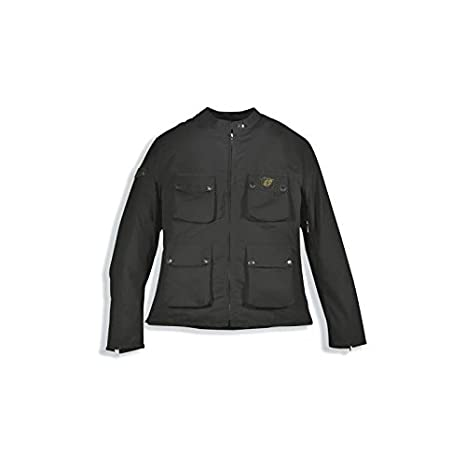 CHAQUETA GARIBALDI MUJER LONDON NEGRA (48, NEGRO): Amazon.es ...