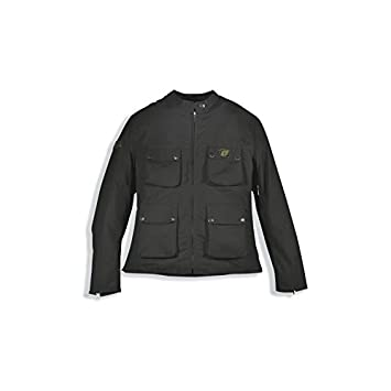 CHAQUETA GARIBALDI MUJER LONDON NEGRA (42, NEGRO): Amazon.es ...