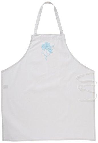 Dimensions Crafts Stamped Cross Stitch Kitchen Apron, Amaryllis ()