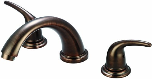 Orb Roman Tub (Olympia Faucets P-1141T-ORB Two Handle Roman Tub Trim Set, Oil Rubbed Bronze Finish)