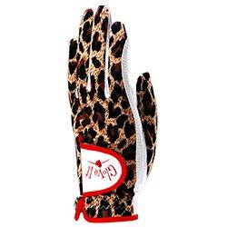 Glove It Women's Leopard Golf Glove (Small, Left Hand) (Leopard Tennis Shoes For Women)