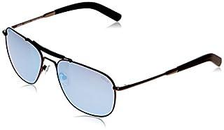 Revo Unisex Unisex RE 1067 Pierson Aviator Polarized UV Protection Sunglasses Revo Sunglasses