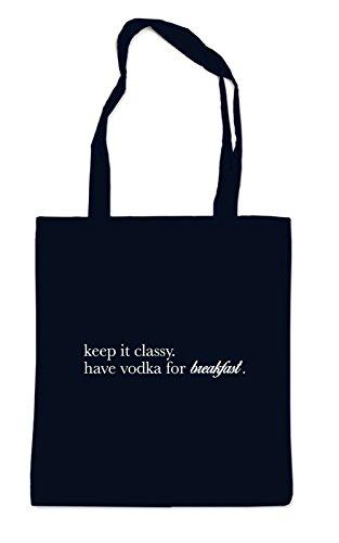 Keep It Classy Bag Black