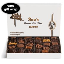 See's Candies 1 lb. Nuts & Chews -
