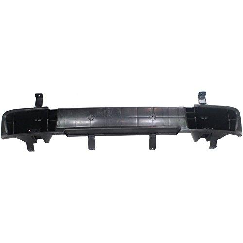 Evan-Fischer EVA17572037265 Bumper Reinforcement for Chevrolet Aveo 07-11 Rear Impact Bar Partial Primed Sedan NSF Certified Plastic