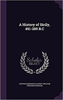 Book A History of Sicily, 491-289 B.C