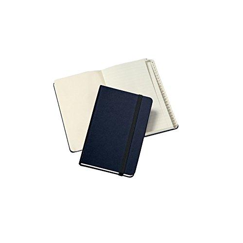 Rubrica telefonica tascabile 9x14 copertina rigida blu Agendepoint.it