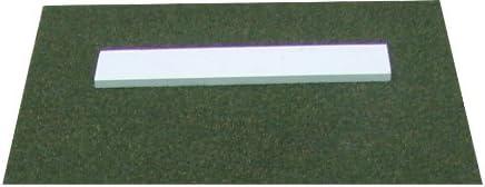 All Turf Mats PB2436 3 x 2 Green Softball Pitchers Mound