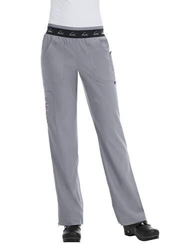 - KOI lite Women's Spirit Scrub Pant Platinum Grey ST