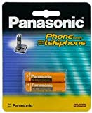 (US) Panasonic Original Ni-MH Rechargeable Battery for the Panasonic KX-TGA931T - KX-TGA939T - KX-TG9321T & KX-TG9322T DECT 6.0 Digital Cordless Phone