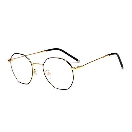 retro brillen transparente rahmenlose brille outdoor klar eine sonnenbrille.