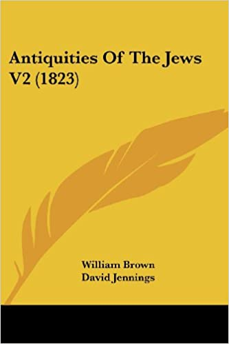 Antiquities Of The Jews V2 (1823)