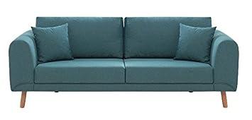 Places Confortable ModerneMoelleux Trois Design Scandinave Canape PlXiwOTuZk