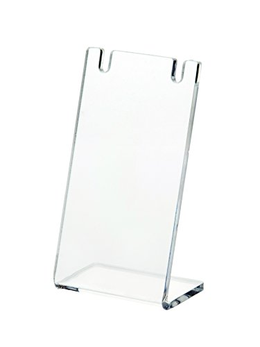Marketing Holders Earring Necklace Jewelry Clear Acrylic Display Stand Organizer Holder pack of 1