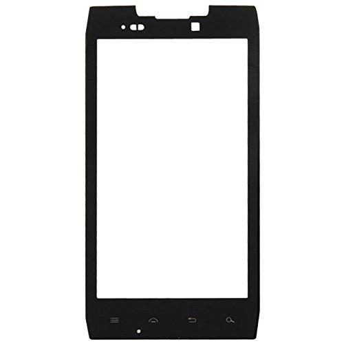 (Replacement Parts New Front Screen Outer Glass Lens Replacement for Motorola Droid RAZR / XT912 / XT910 Repair Broken Cellphone.)