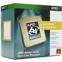 AMD ADO4800DDBOX Athlon 64 X2 Dual-Core 4800+ 2.5GHz 1MB Cache Processor, AM2 Socket (Amd Athlon 64 X2 Dual Core 4800)