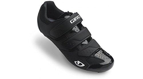 Giro Techne 17 Rennradschuhe Schwarz, 48