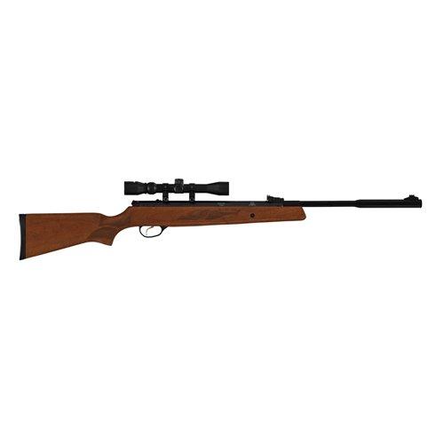 Hatsan Mod 95 Vortex Quiet Energy.177 Caliber Airgun, Walnut Stock