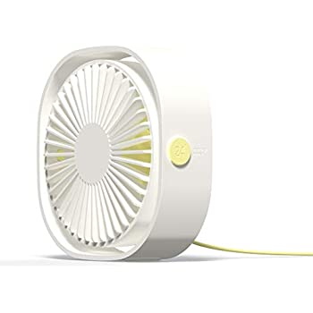 Amazon.com: 7Buy USB Desk Fan, Mini High Velocity Personal