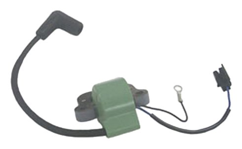 Johnson Evinrude Motor Outboard Parts - Sierra International 18-5196 Marine Ignition Coil for Johnson/Evinrude Outboard Motor