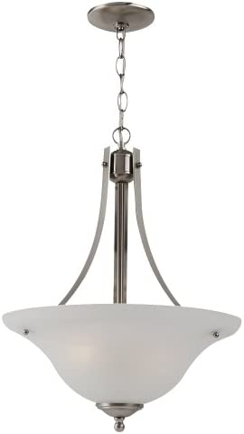 Sea Gull Lighting 65941-962 Windgate Two-Light Pendant Hanging Modern Light Fixture