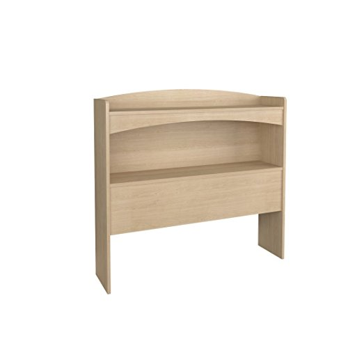 Alegria 5614 Twin Size Headboard from Nexera, Natural Maple