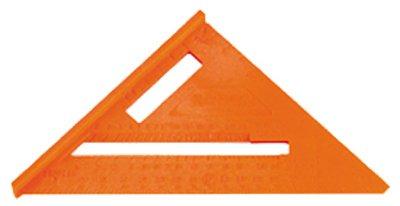Johnson Level, & Tool RAS-70B-ORAN Orange Square-Bulk-Orange (Plastic Rafter Angle Square)