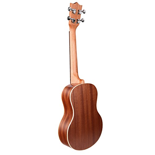 Hricane Tenor Ukulele 26inch Professional Ukelele For Beginners Hawaiian Uke UKS-3 Bundle with Gig Bag - Image 5