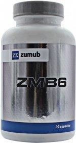 ZMB6 90 Zumub cápsulas de zinc, magnesio y B6 - Formula esencial para atletas -