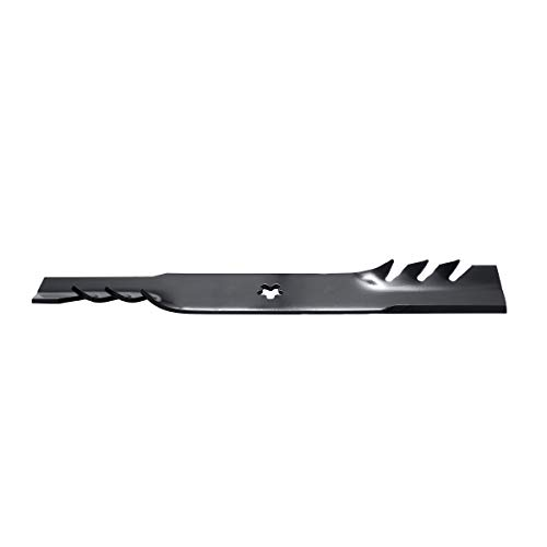Oregon Gator Mulcher 3-N-1 Blade For 50-Inch AYP Husqvarna Poulan Pro And Sears/Craftsman Lawn Mowers 95-609 ()