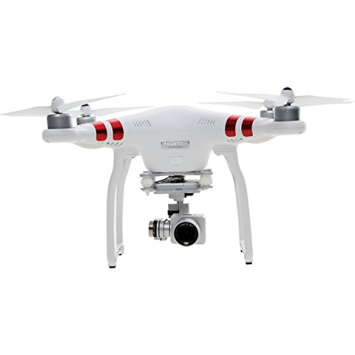 DJI Phantom P3-STANDARD Quadcopter Drone with 2.7K HD Video Camera