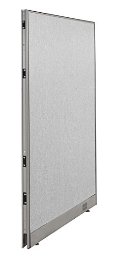 GOF Office Full Partition Fabric Panel (48w x 60h) (Office Freestanding Partitions)